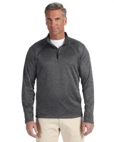 Devon Jones Men's Stretch Tech-shell Compass Quarter-zip Main Image