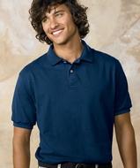 Economy Uniform Polo 5.2 Oz Jersey Knit Main Image