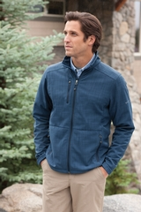 Eddie Bauer Shaded Crosshatch Soft Shell Jacket Main Image