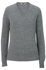 Women's Edwards V-neck Sweater-tuff-pil Plus Main Image