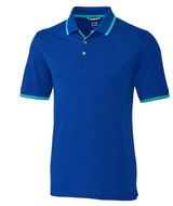 Advantage Tipped Polo Big and Tall Main Image