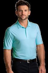 Greg Norman Protek Micro Stripe Polo Main Image