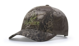 Richardson Unstructured Twill Camo Cap Main Image
