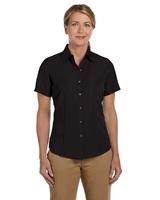 Women's Barbados Textured Camp Shirt Main Image