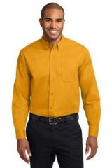 Extended Size Long Sleeve Easy Care Shirt Main Image