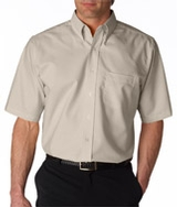 Men's Classic Wrinkle-free Short-sleeve Oxford Main Image