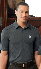 Fluid Men's Eperformance Melange Polo Main Image