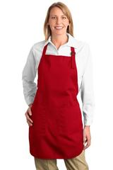 Full Length Apron With Pockets Main Image