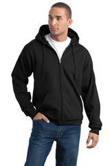 Full-zip Hooded Sweatshirt Main Image