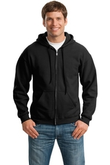 Full-zip Hooded Sweatshirt Main Image