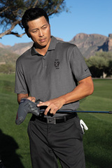 Nike Golf Victory Textured Polo Main Image