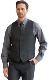 Men's Redwood & Ross Synergy Washable Suit Vest Main Image