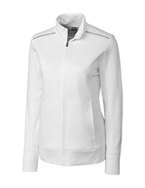 Women's Cutter & Buck Weathertec Ridge Full-Zip Jacket Main Image