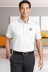 Nike Golf Dri-FIT Solid Icon Pique Modern Fit Polo Main Image