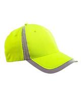 Reflective Accent Safety Cap Main Image