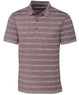 Forge Polo Heather Stripe Tailored fit Main Image