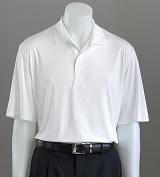 Greg Norman Diamond Embossed Golf Shirt Main Image