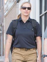 Women's Short Sleeve Snag-Free Polo Main Image