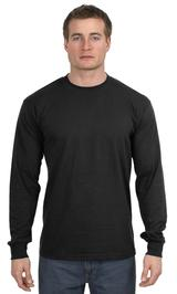 Heavy Cotton 100 Cotton Long Sleeve T-shirt Main Image