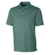 Men's Forge Heather Polo Main Image
