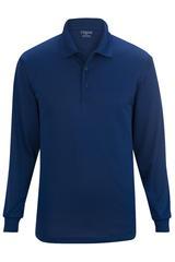 Edwards Unisex Snag Proof Long Sleeve Polo Main Image