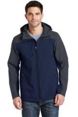 Hooded Core Soft Shell Jacket Main Image