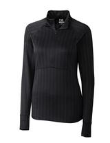 Women's Cutter & Buck DryTec Hamden Jacquard Pullover Main Image