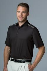 Greg Norman Play Dry Aerated Weatherknit Polo Shirt Main Image