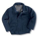 Insulated Bomber Jacket With CAT 3 Protection Main Image