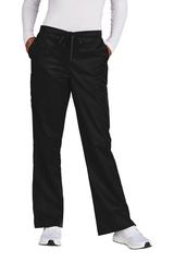 WonderWink Women's Tall WorkFlex Flare Leg Cargo Pant Main Image