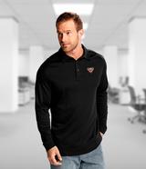 Cutter & Buck Men's Pima Cotton Long Sleeve Belfair Polo Shirt Main Image
