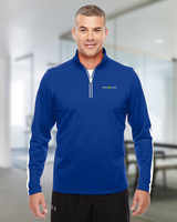 Under Armour Men's Qualifier 1/4 Zip Main Image