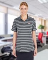 Under Armour Women's Tech Stripe Polo Main Image