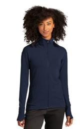 Sport-Tek ® Ladies Sport-Wick ® Flex Fleece Full-Zip Main Image