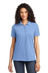 Women's 50/50 Pique Polo Main Image