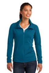 Women's Sport-wick Stretch Full-zip Jacket Main Image