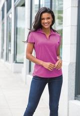 Women's Trace Heather Polo Shirt Main Image