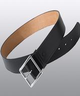 Leather Security Belt Main Image