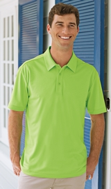 Legendary Sateen Moisture Wicking Polo Main Image