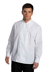Long Sleeve Double Breasted Server Shirt Main Image