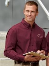 Long Sleeve Superpro Twill Shirt Main Image