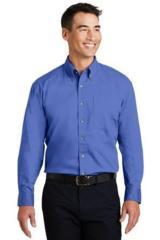 Long Sleeve Twill Shirt Main Image