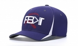 Richardson Triple Color R-Flex Cap Main Image