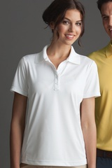 Greg Norman Women's Short Sleeve Ml75 Performance Polo Shirt Main Image