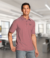 Cutter & Buck Men's Division Striped Polo Main Image
