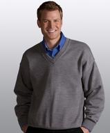 Men's 100 Acrylic V-neck Sweater Main Image