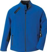 Men's 3-layer Soft Shell Waterproof Jacket Main Image