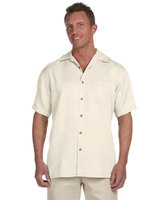 Men's Bahama Cord Camp Shirt Main Image