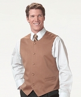 Men's Bistro Vest Main Image