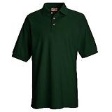 Men's Blended Soft Knit Work Shirt No Pocket Main Image
